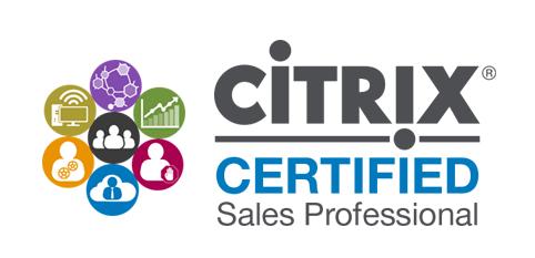 citrix education citrix certified sales professional